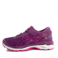 Asics GEL-Kayano 24 [T799N-3320] Women Running Shoes Prune/Pink Gloiw-White