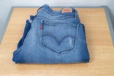 Levi Strauss Levi's 524 Too Superlow Boot 13 (32 X 34) Women's Jeans Medium Wash