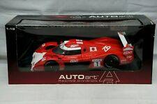 1/18 Autoart Racing 89986 Toyota GT1 TS020 Le Mans 24H 1999 Martin Brundle