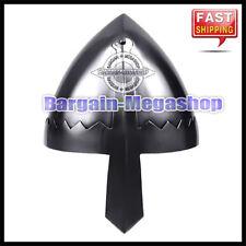 Medieval Norman Nasal Helm Knight Helmet 18 Gauge Steel Larp Re-enactment armour
