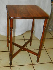 Elm Side Table End Table. (BM-T472)
