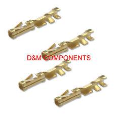 TERMINALE 181270-2 a crimpare 22-26awg F 12.65mm 2.2mm, TE Connectivity, confezione da 10