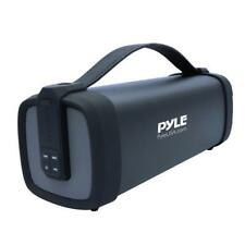 Pyle Portable Bluetooth Wireless Speaker, Rechargeable Battery, FM Radio, USB