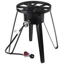 "Backyard Pro 21"" Tall Outdoor Gas Range / Patio Stove - 55,000 Btu"