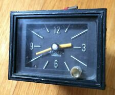 RARE 60's Jaeger Clock, Original Citroen DS & Others