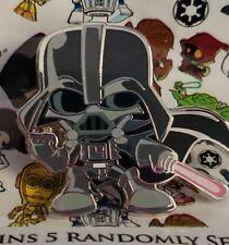 Disney Pin Star Wars Darth Vader Cuties Mystery  FREE SHIP