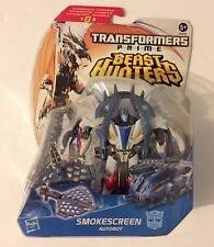 Transformers Prime Hasbro RID Beasthunters Smokescreen New