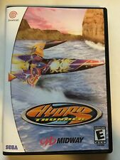 Hydro Thunder - Sega Dreamcast - Replacement Case - No Game