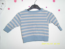 NEXT Striped Jumpers & Cardigans (0-24 Months) for Boys