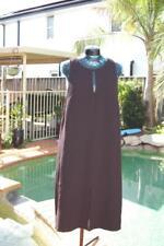 Wayne by Wayne Cooper Black Shift Style Dress Size 14 NWT
