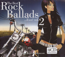 = The Best Rock Ballads...Ever ! vol. 2 /// 4 CD BOX sealed from Poland