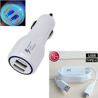 Quick Charge 3.0 USB Type-C Rapid Car Charger For Motorola Moto Z Force Play