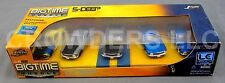 Big Time Muscle 5 Deep 70 Ford Mustang Boss 429 Collection 1:64 DubCity Jada Toy