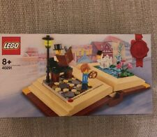 Lego 40291 Creative Story book Hans Christian Andersen. New in Box.
