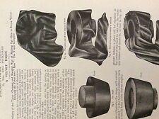 m10-9c ephemera 1905 article practical millinery a velvet toque