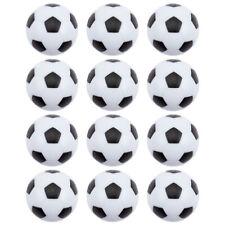 12-Pack Table Soccer Foosballs Replacement Balls. 36mm Regulation Size Foosballs