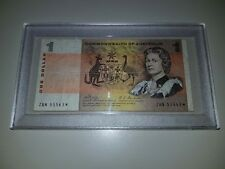 "COMMONWEALTH OF AUSTRALIA One Dollar ""STAR NOTE"" Phillips / Randall"