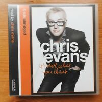 Chris Evans - It's Not What You Think audio on 6 CDs abridged