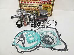 KTM 300 EXC/MXC ENGINE REBUILD KIT CRANKSHAFT, NAMURA PISTON, GASKETS 2004
