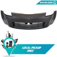 LOCAL PICKUP 2003-2005 FITS NISSAN 350Z FRONT BUMPER COVER PRIMED NI1000201