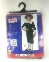 Boys Child Thanksgiving PILGRIM Colonial Boy Costume