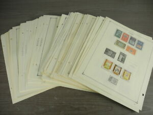 LIBERIA, Excellent mostly MINT Stamp Collection mounted on Scott International