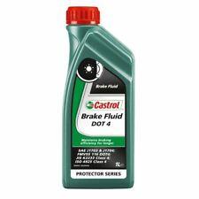 Liquido de frenos Castrol brake fluid dot 4 1 litro coche moto