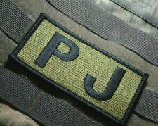 "USAFSOC PEDRO PJ COMBAT SEARCH RESCUE vêlkrö FLIGHT NURSE INSIGNIA: ""pj"" PATCH"