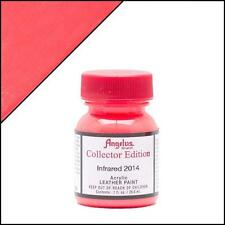 Angelus Brand Collector Edition Infrared 2014 leather paint 1 oz. bottle