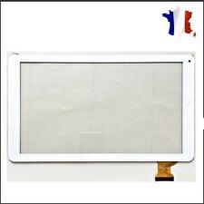 """Vitre ecran tactile pour ARCHOS 101b Copper 10"""" HXD-1027 ZP-9194 blanc"""