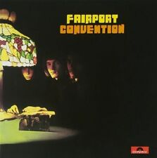 *NEW* CD Album Fairport Convention - Self Titled  (Mini LP Style Card Case)