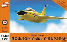 1/72 Boulton Paul P.111/111A  Olimp - Pro Resin  R72026