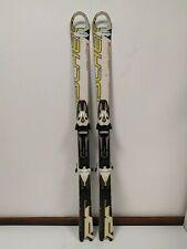 Fischer Worldcup GS 125 cm Ski + HEAD/Tyrolia 7.5 Bindings