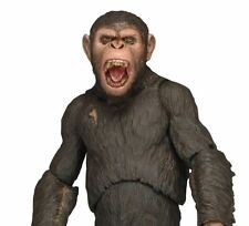 NECA Dawn of the Planet of the Apes S 2 CAESAR PIANETA DELLE SCIMMIE FIGURE NEW