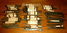 Lot2 Vintage 66 Piece Lathe Cutting Bits Steel Carbide Machinist Tools Milling