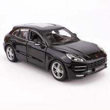 Bburago 1/24 Diecast Porsche Macan SUV Car Model  Alloy Vehicle Toys F Collect