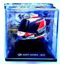 CASCHI MOTO GP -  NICKY HAYDEN - 2012 SCALA 1/5 [045]