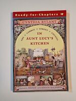 The Cobble Street Cousins In Aunt Lucy's Kitchen by Cynthia Rylant Paperback