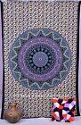 Indian Star Mandala Tapestry Wall Hanging Throw Bohemian Decor Hippie Bedspread