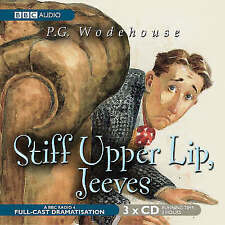 Stiff Upper Lip, Jeeves (BBC Audio), Wodehouse, P. G., New Book