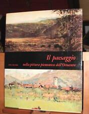 IL PAESAGGIO pittura piemontese/mensili d'arte Fabbri-9