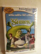 Shrek (Dvd, 2003, Full Frame)