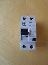 MK 6730s 32 Amp 30ma RCD Interruttore Automatico