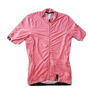 black sheep cycling jersey Essentials Collection Mens Small Lightweight Pink