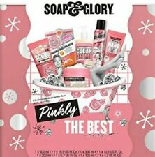 Brand New Soap And Glory Pinkly The Best Gift Set