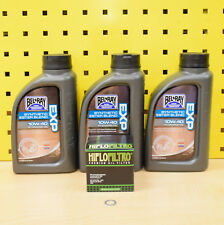 Honda CB 1000 R/ RA 3L Öl Ölfilter Bj 08-12 Bel Ray EXP 10w40 SC60 Motoröl