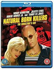 Natural Born Killers - 20th Anniversary Edition Blu-ray 1994 Region