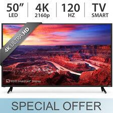 """VIZIO 50"""" inch 4K UHD 2160p Smart LED SmartCast TV 120Hz w/ 4 HDMI - E50-E3"""