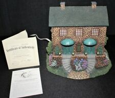 "Thomas Kinkade 2002 ""Lamplight Playhouse� Hawthorne Village #A2056"