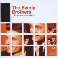The Everly Brothers : Definitive CD Remastered Album 2 discs (2007) ***NEW***